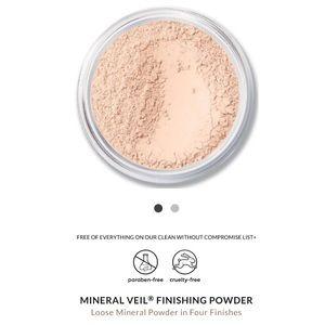 BareMinerals mineral veil Illuminating powder